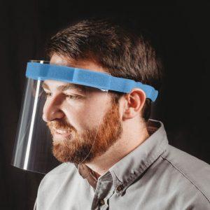Disposable Face-Shield